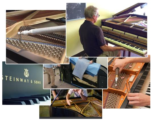 piano tuner
