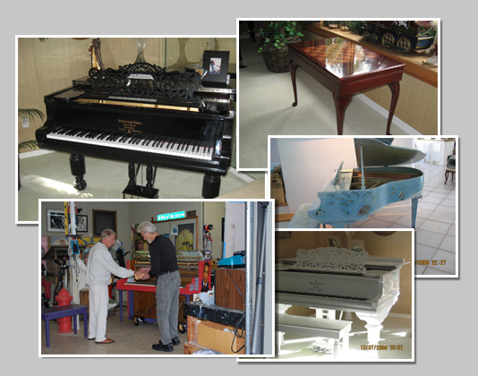 Sarasota Piano Tuning | Piano Repair | Over 50 Years Exp