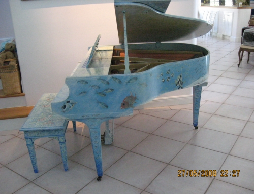 Unusual Piano